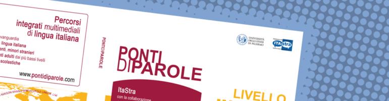PONTIdiPAROLE | Livello INIZIALE: il nuovo libro che amplia ancora l'offerta per la didattica
